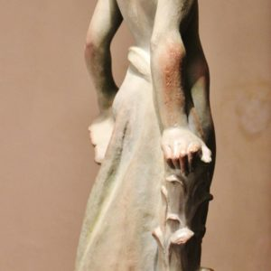 Figura Allegorica | Scultura in Terracotta periodo Decò