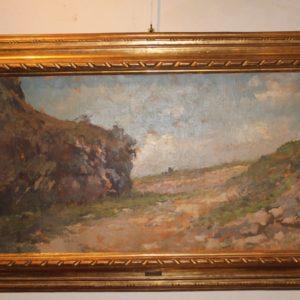 Paesaggio | Guglielmo Pizzirani 1940 ca.