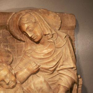 Madonna con Bambino | Scuola Toscana XVI Sec.