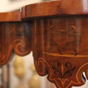 Tavolino Carlo X | Bottega Sorrentina
