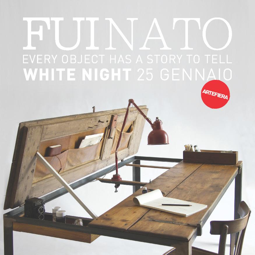 Read more about the article Fuinato | Esposizione ArteFiera
