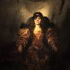 165x53cm Mordecai dipinto olio su tela 165x153cm (8)