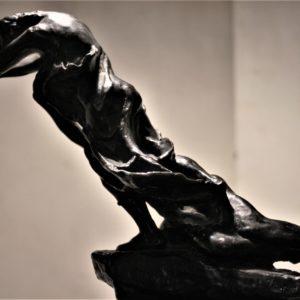 "Lilian M. Simpson (1871-97 ca.) | Bronzo per ""ART UNION LONDON "" 1897"