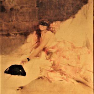 LONGO MANCINI FRANCESCO | Pendant di dipinti olio su tela