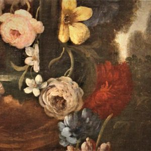 Napoli XVIIIsec.| Natura morta con fiori