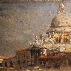 Emanuele Brugnoli |  Canalgrande Santa Maria della Salute