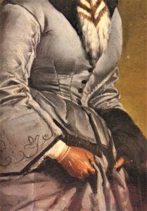 La dama coi guanti