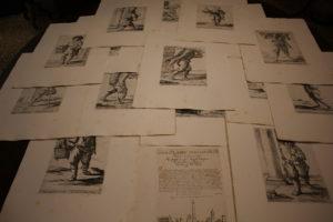 Read more about the article Mitelli, Giuseppe Maria. L'arti per via disegnate…….
